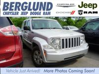 4WD. New Price! Clean CARFAX. Come visit us at BERGLUND