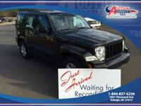 This is a 2012 Jeep Liberty Sport, 4D Sport Utility,