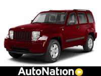 2012 Jeep Liberty Our Location is: AutoNation Chrysler