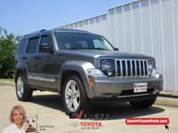CARFAX One-Owner.  2012 Jeep Liberty Limited Jet