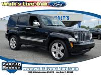 Clean CARFAX. 2012 Jeep Liberty Limited Jet Edition