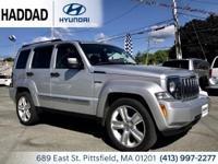 2012 Jeep Liberty Limited Jet Edition Silver 4WD,