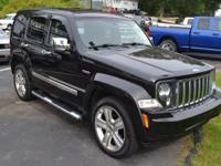 Experience driving perfection in the 2012 Jeep Liberty!