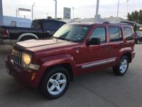 We are excited to offer this 2012 Jeep Liberty. This