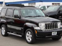 New Price! Brilliant Black Crystal Pearlcoat 2012 Jeep