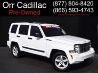 2012 Jeep Liberty Limited Our Location is: Orr Preowned