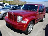 2012 Jeep Liberty Sport BurgundyReviews:* Considerable