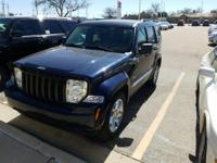 We are excited to offer this 2012 Jeep Liberty. CARFAX