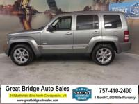 2012 Jeep Liberty CARS HAVE A 150 POINT INSP, OIL