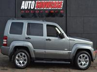 This 2012 Jeep Liberty 4dr Sport 4WD features a