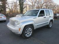 This 2012 Jeep Liberty Sport Latitude is Well Equipped