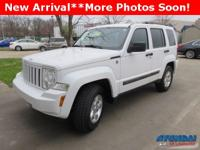 2012 Jeep Liberty Sport 4WD is Ready for You! This is a