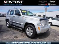 This 2012 Jeep Liberty Sport is a great option for