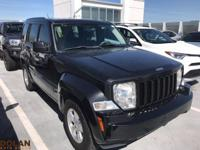 Here's a great deal on a 2012 Jeep Liberty! Comfortable