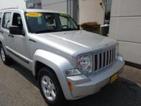 2012 JEEP LIBERTY SPORT 4X4 CARFAX ONE OWNER SUPER LOW