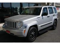 This 4WD Jeep Liberty is in Remarkable condition with