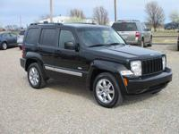 Low miles and loaded with options...Very nice 2012 Jeep