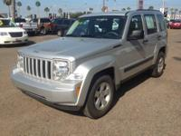 2012 Jeep Liberty Sport Utility 4DR RWD SPORT Our