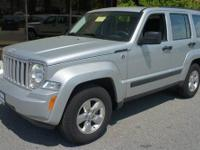 2012 Jeep Liberty Sport Utility Our Location is: Len