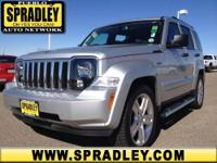 2012 Jeep Liberty Sport Utility Limited Jet Our