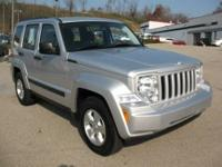 Four Wheel Drive, Power Steering, Temporary Spare Tire,