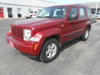 This 2012 Jeep Liberty Sport 4X4 might just be the SUV