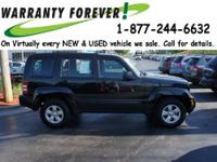 2012 Jeep Liberty SUV 4X4 Sport Our Location is: Roper