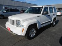 This 2012 Jeep Liberty might just be the SUV you've