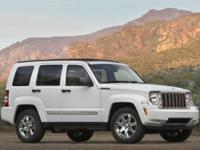 Honda of Bay County presents this 2012 JEEP LIBERTY RWD