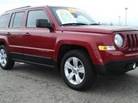 FUEL EFFICIENT 28 MPG Hwy/23 MPG City! Jeep Certified,