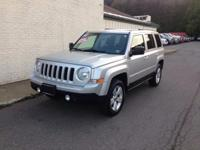 Here's a great deal on a 2012 Jeep Patriot! This SUV is