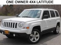 One Owner 4x4 Latitude.., Premium Alloy Wheels..,