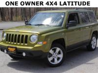 One Owner.., ONLY 44,000 Miles.., 4X4 Latitude..,
