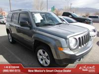 Options:  2012 Jeep Patriot Latitude|4X4 Latitude 4Dr