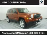 Clean CARFAX. Copperhead Pearlcoat 2012 Jeep Patriot