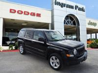 CarFax One Owner. This 2012 Jeep Patriot Latitude