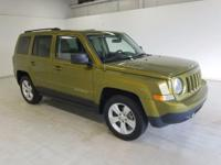 Options:  2012 Jeep Patriot Latitude Less Than 48K