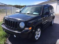 Options:  2012 Jeep Patriot Latitude|What A Fantastic