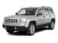 2012 Jeep Patriot Limited HARD TO FIND A VEHICLE THIS