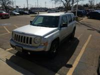We are excited to offer this 2012 Jeep Patriot. This