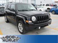 Jeep Patriot Sport Black 4WDRecent Arrival! CARFAX