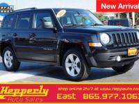 CARFAX One-Owner. This 2012 Jeep Patriot Sport in Black