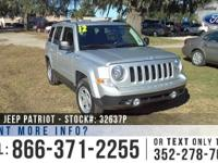 2012 Jeep Patriot Sporting activity. *** Still under