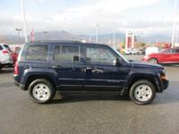 Options:  2012 Jeep Patriot Sport|Front Wheel Drive|