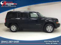 No Accidents | 2012 Jeep Patriot Sport FWD | 2.0 Liter