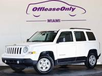 ABSOLUTELY PERFECT JEEP PATRIOT SPORT!! THOUSANDS BELOW