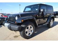 GREAT MILES 7,183! Sahara trim. Premium Sound System,