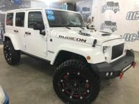 2012 Jeep Wrangler Unlimited Rubicon 45K Miles! Color: