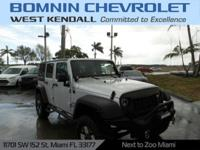 New Price! Bright Silver Metallic Clearcoat 2012 Jeep