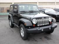 One Owner 2012 Jeep Wrangler Rubicon - Navigation - Tow